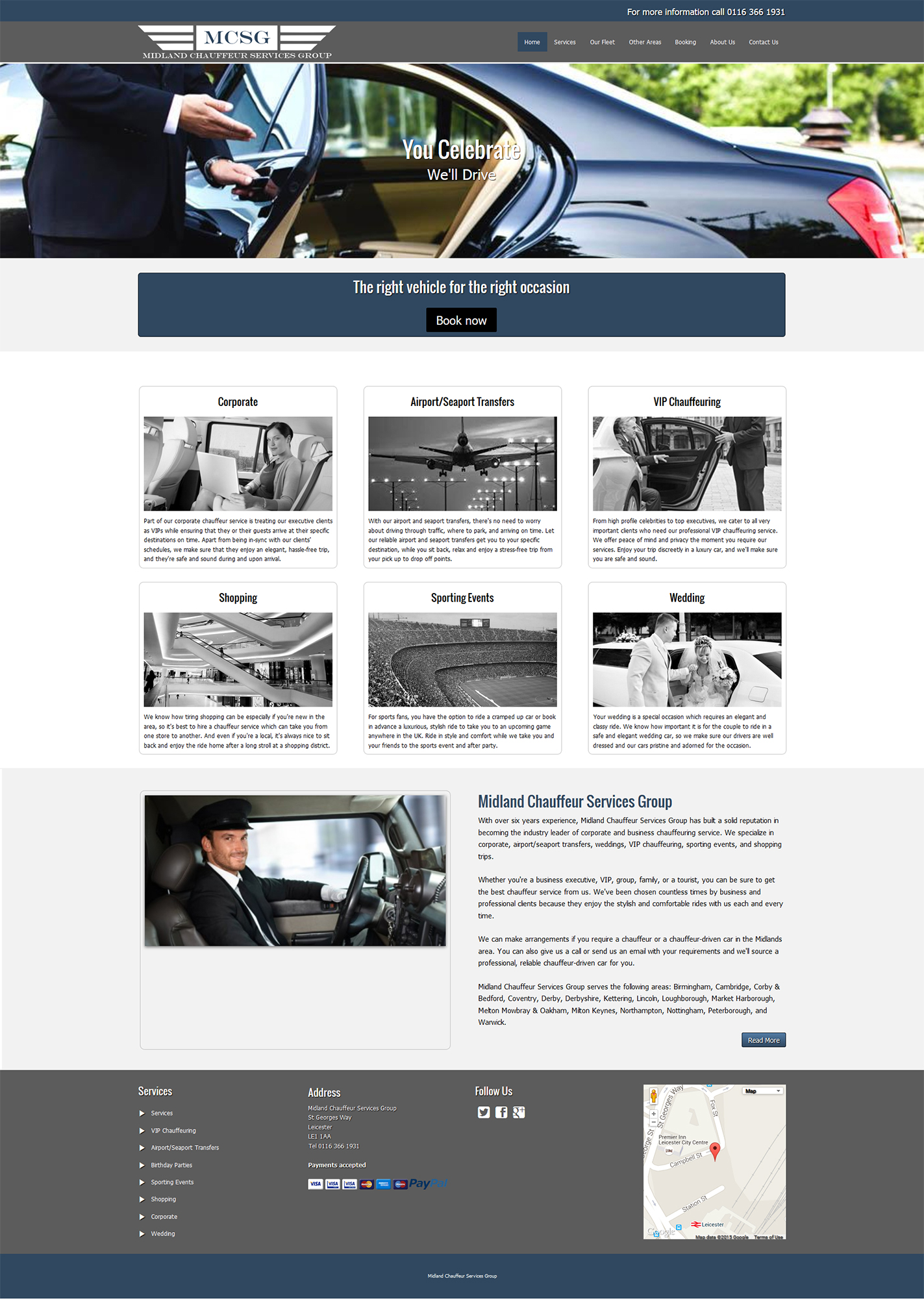 Midland Chauffeur Services Group