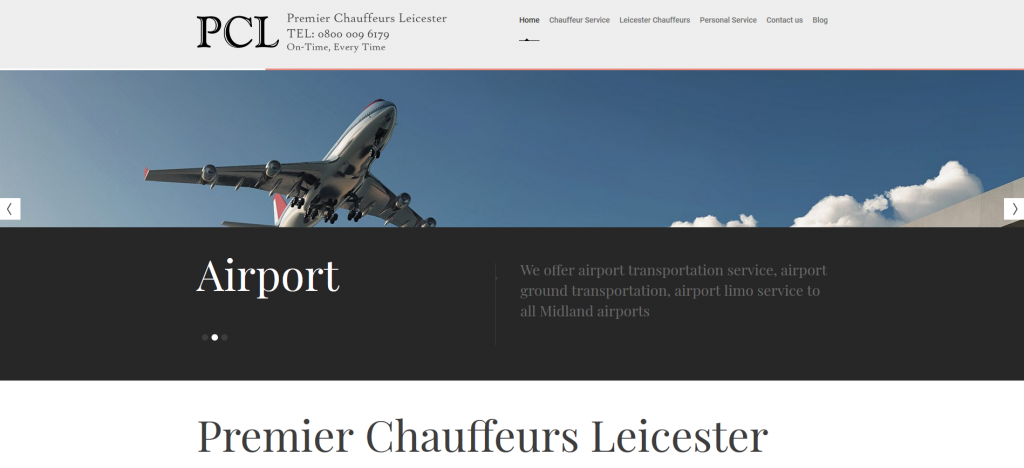Premier Chauffeurs Leicester