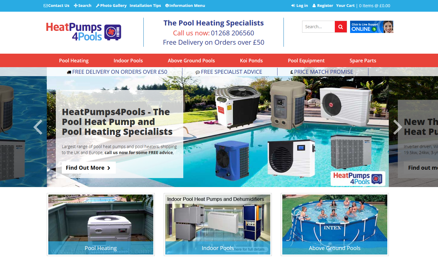 HeatPumps4Pools Ltd