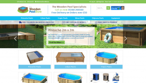The Wooden Pool Store